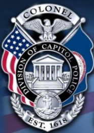 Capitol Pilice Badge